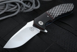 Andre Thorburn L42  Black on Black Tactical Flipper