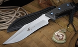 Custom Microtech Arbiter - Limited Edition Tactical Fixed Blade