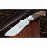 Arno Bernard Mammoth Tooth Hunting Knife - 5 - SOLD