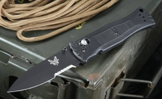 Benchmade 530SBK Pardue Axis Lock Folding Knife