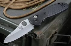 Benchmade 555HG Mini Griptilian Folding Knife -154CM Steel - Pardue Design