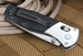 Benchmade 586 Mini-Barrage AXIS-Assisted Folding Knife