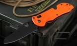 Benchmade 915BK-ORG Triage Folding Knife