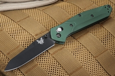 Benchmade 940BK Osborne Design - Axis-Lock Folding Knife