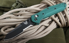 Benchmade 940SBK Osborne Axis Tactical Folding Knife