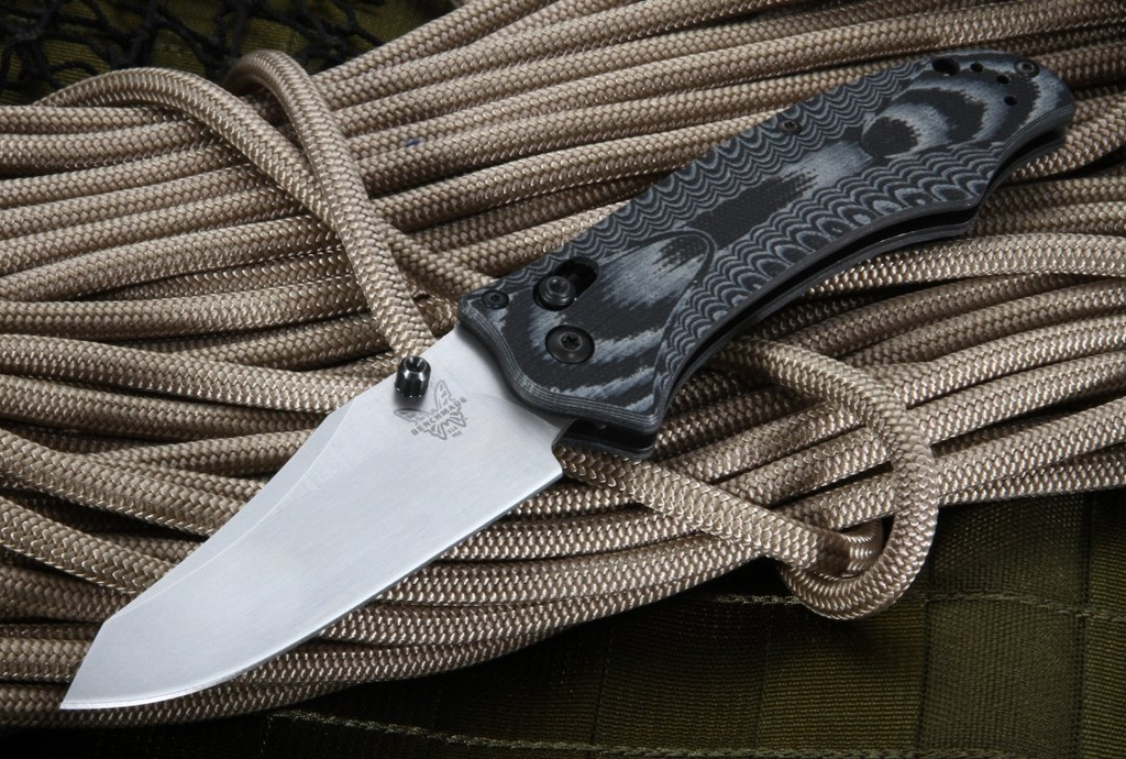 Benchmade 950 Osborne Rift Tactical Folding Knife