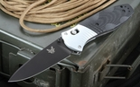 Benchmade Barrage 581BK Black Blade - Folding Knife