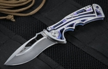 Brian Tighe - Nirk Tighe Folding Knife - SOLD