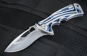 Brian Tighe Small Nirk Tighe Folding Knife - SOLD