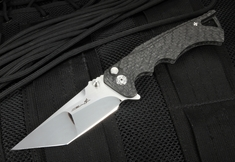 Brian Tighe - Tighe Fighter Carbon Fiber and RWL-34 Folding Knife
