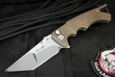Brian Tighe - Tighe Fighter - RWL 34 and Anodized Titanium Folder