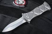 Brian Tighe - Tighe Twist Dagger Tactical Folding Knife - Dagger -SOLD
