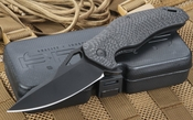 Brous Blades VR-71 Blackout and Cabon Fiber Folder