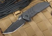 Brouse Blades Strife - Carbon Fiber - Acid Stone Wash Folder