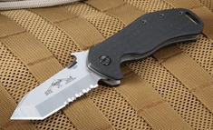 Emerson Bulldog SFS Serrated Folding Knife