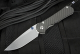 Chris Reeve Carbon Fiber Large Inkosi - Exclusive Folding Knife