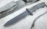 Chris Reeve Green Beret Signed Fixed Blade Knife