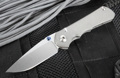 "Chris Reeve Inkosi - 2.75"" Frame Locking Folding Knife S35VN Steel"