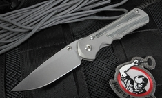 Chris Reeve Large Inkosi Micarta Inlay Folding Knife with S35VN Steel