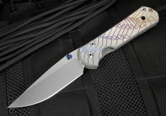 Chris Reeve Large Sebenza 21 CGG Waveform