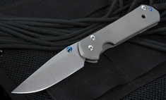 Chris Reeve Large Sebenza 21 Folding Knife