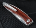 Chris Reeve Mnandi Cocobolo Wood Folding Knife