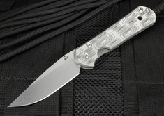 Chris Reeve Small Sebenza 21 - CGG Perception  - S35VN Steel