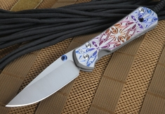 Chris Reeve Large Sebenza 21 CGG The 60's Knife