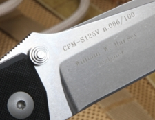 CPM S125V Steel in Knives: Why It Is a Good Choice