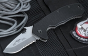 Emerson Knives CQC-14-SFS Snubby Tactical Folding Knife