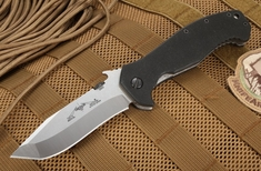 Emerson CQC-15 SW Satin Finish Folding Knife