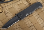 Emerson CQC7 BW BTS Tactical Folding Knife