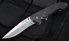 Crawford Perfigo Carbon Fiber Tactical Folding Knife - SOLD