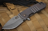 Crusader Forge F.I.F.P. Flipper Tactical Folding Knife