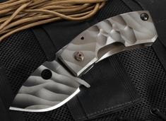 Crusader Forge Exclusive Apex 3D Tactical Folding Knife