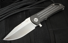 Exclusive Darrel Ralph Carbon Fiber Edition Dominator - Bowie Blade