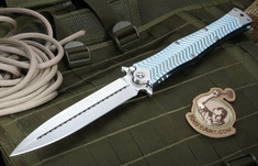 "Darrel Ralph Custom - Madd Maxx 7"" Tactical Folding Dagger"