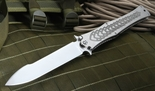 Darrel Ralph - Trident Tactical Folding Knife - 14 3/4""