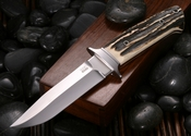 Dietmar Kressler Wilderness Stag Knife 1 - SOLD