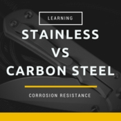 Does Carbon Steel cut better than Stainless Steel?