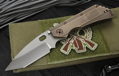 Duane Dwyer Custom SMF-T Radiant Bronze Ti and Z-Tuff Steel