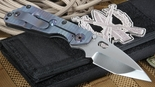 Duane Dwyer Custom SNG T Tactical Folding Knife