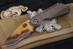 Duane Dwyer Custom SNG T Mokuti and HIPTiNite Folder