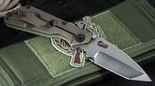 Duane Dwyer Custom SNG CC Tanto Tactical Folding Knife