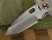 Duane Dwyer Custom SNG Tanto Tactical Folding Knife