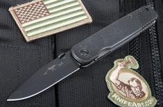 Emerson A100 BT Black Blade Knife