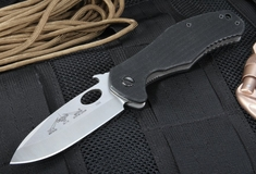 Emerson CQC-10 SF Satin Finished 154CM Folding Knife