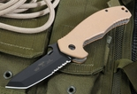 Emerson Desert Roadhouse BTS Serrated Folding Knife