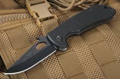 Emerson Endeavor BW BT Black Blade Tactical Folding Knife