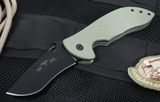 Emerson Jungle Commander BT Black Blade Folding Knife
